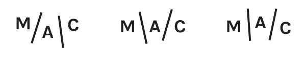 Logotips MAC