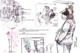 Toni Rodríguez | Sketching La Riera